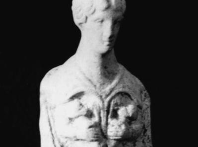 Dea Nutrix figurine