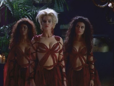 Furies in Xena