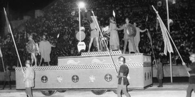 Parade float 1967